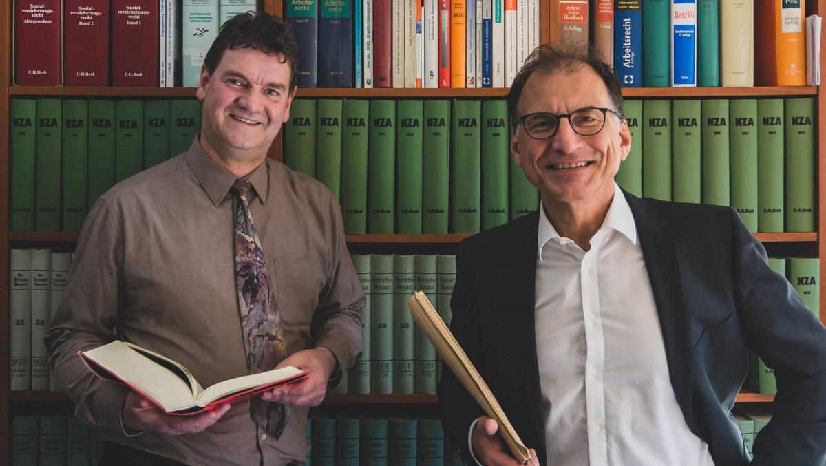 Anwälte Dirk Schultz & Dr. Ralf Troeger